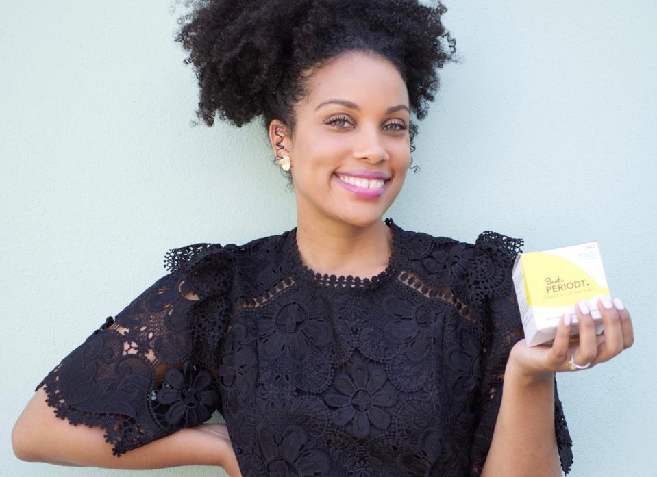 Meet The Entrepreneur Disrupting The Femcare Space | Stephanie Burns