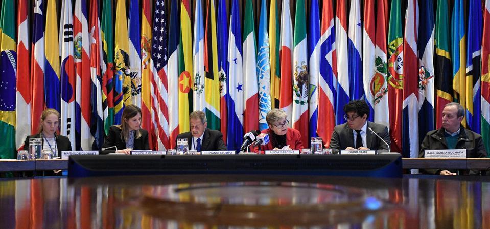 CHILE-SANTIAGO-FDI-LATIN AMERICA-CARIBBEAN-REPORT