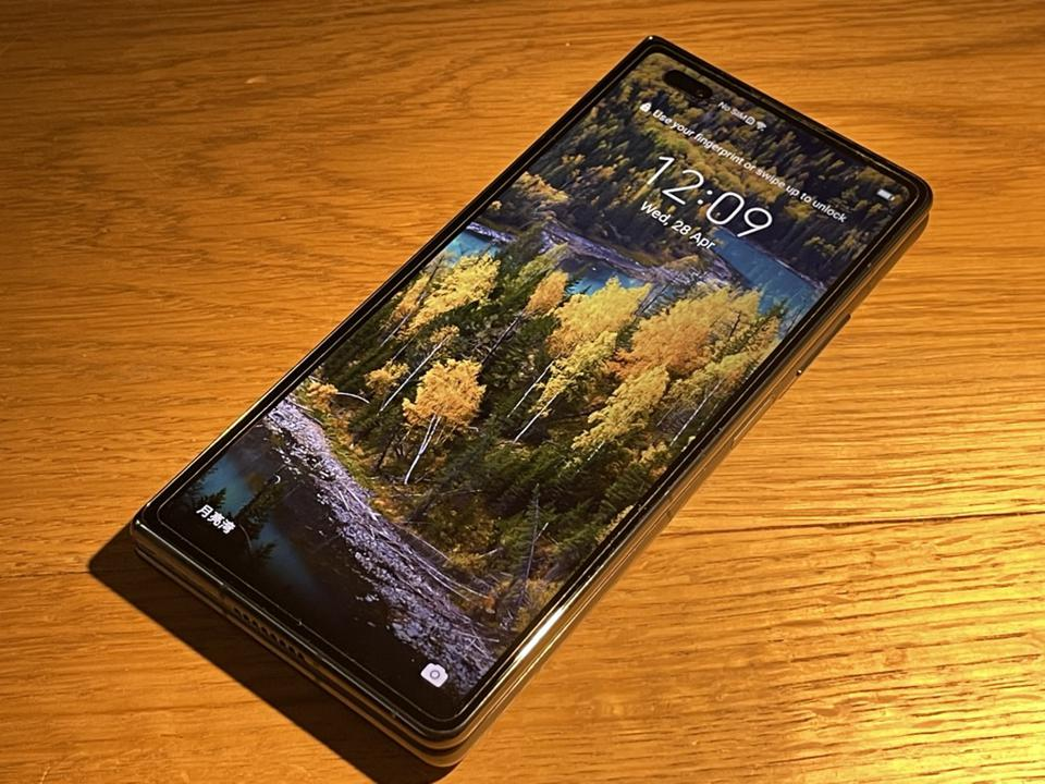 The new Huawei Mate X2.