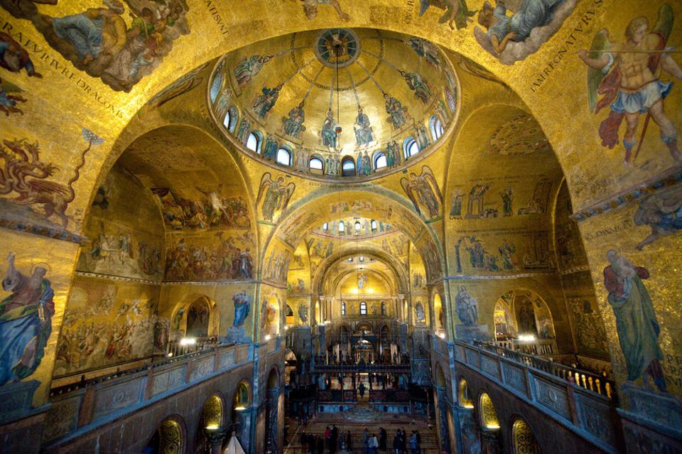 Patriarchal Cathedral Basilica of Saint Mark2 (Venice, Italy)