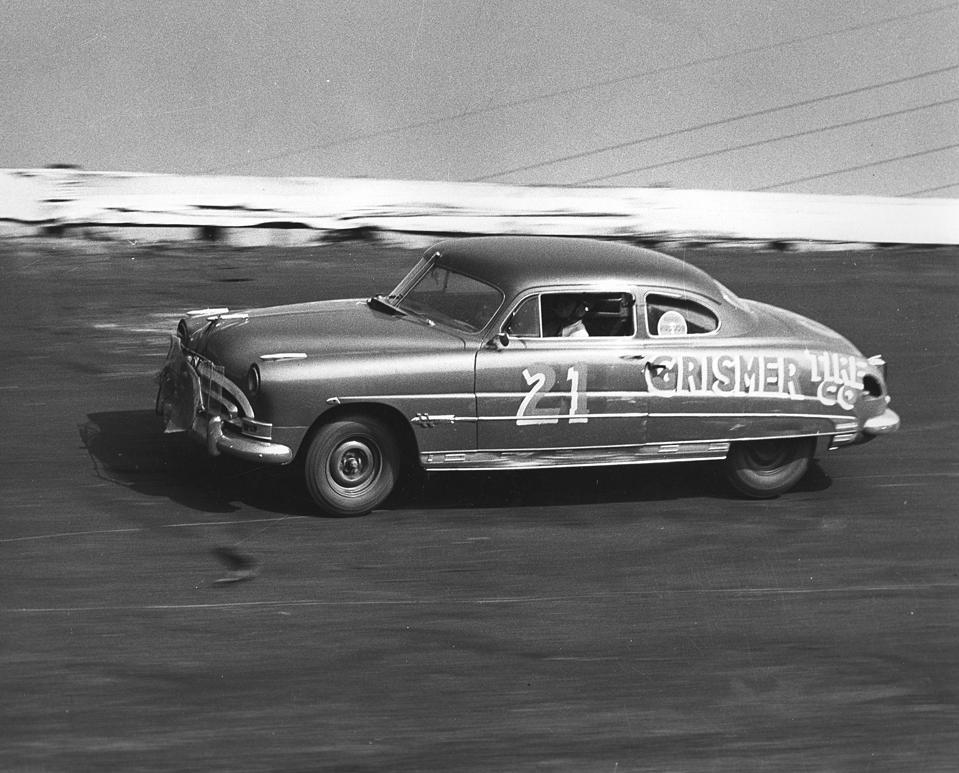 Hudson Hornet Stock Car Racer - Early-1950s