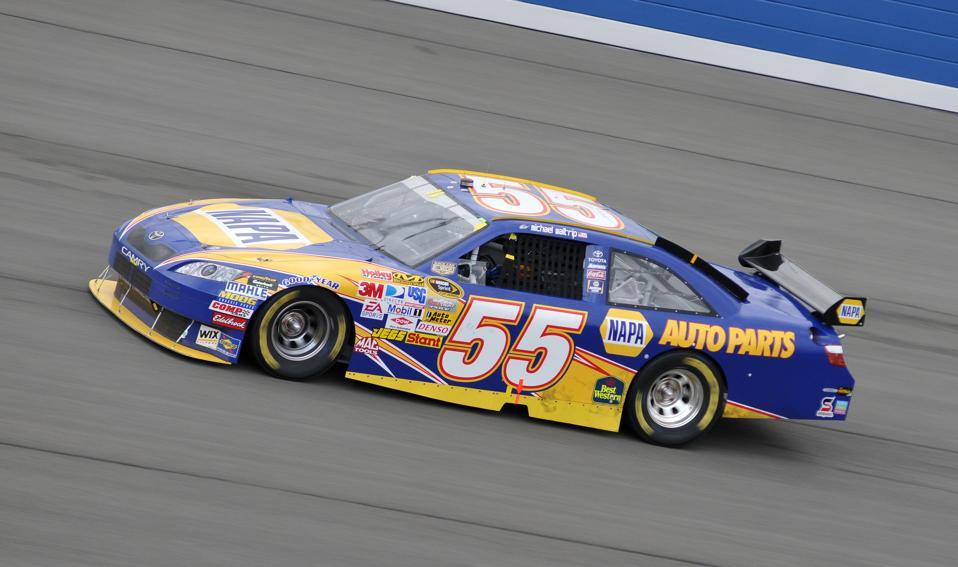NASCAR - Sprint Cup - Auto Club 500