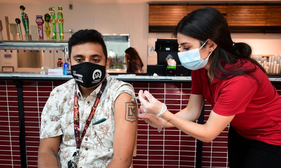 Covid-19 vaccine shedding