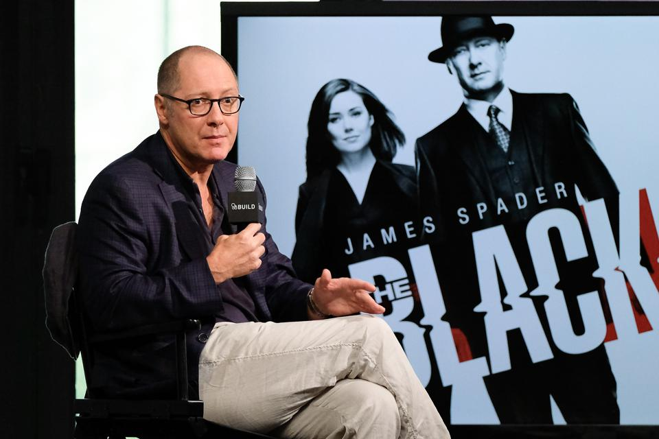 The Build Series Presents James Spader Discussing His Show ″The Blacklist″