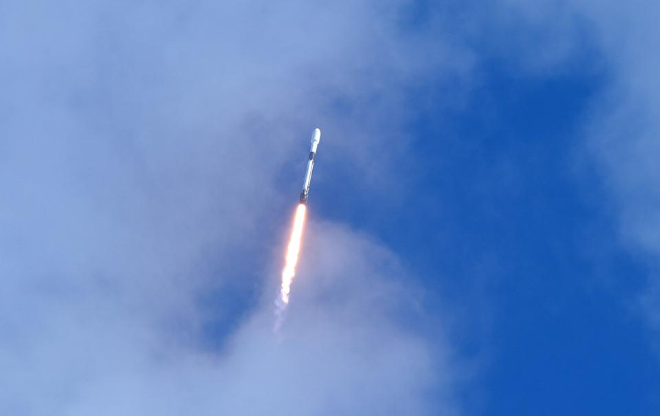 SpaceX Launches Transporter-1 Mission