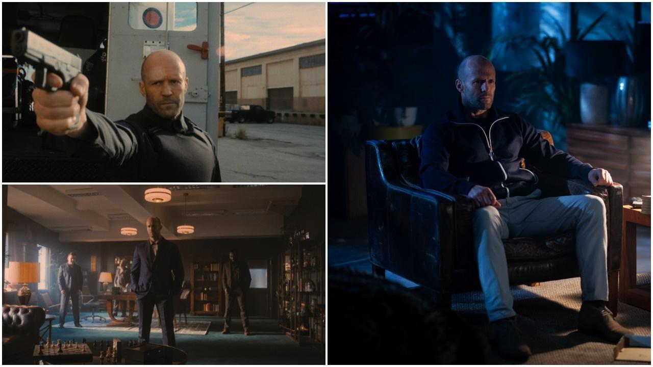 Jason Statham in 'Wrath of Man'