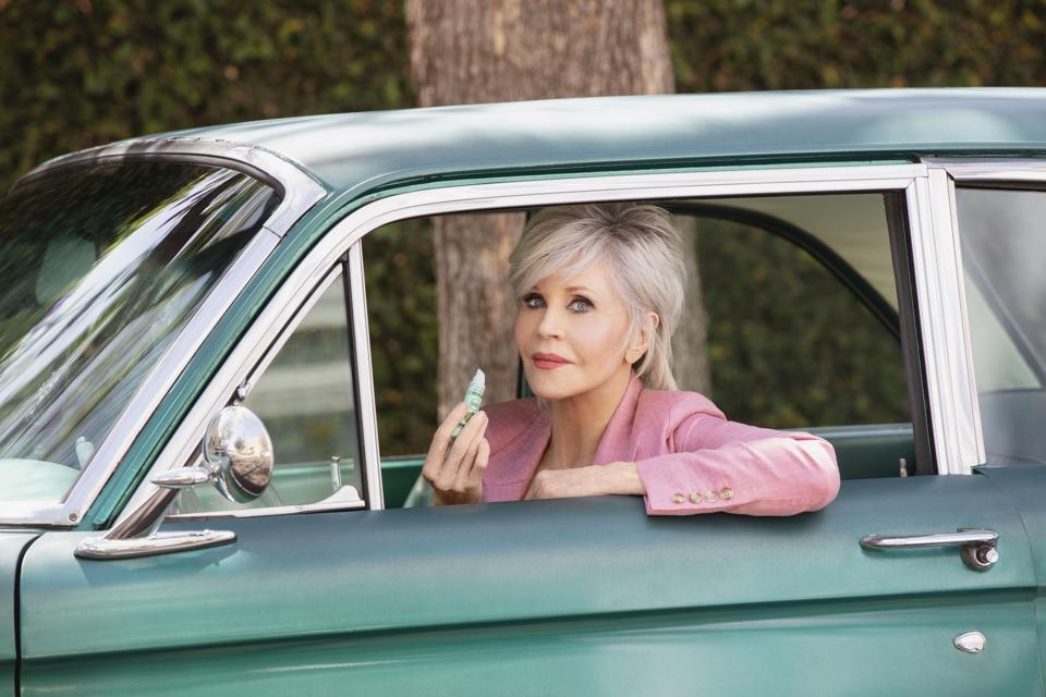 Jane Fonda CBD