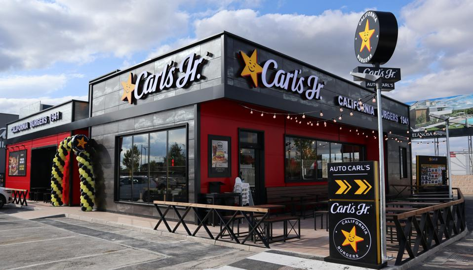 CKE Restaurants, parent company of Carl's Jr. and Hardee's, today announced the opening of its 1,000th international restaurant.