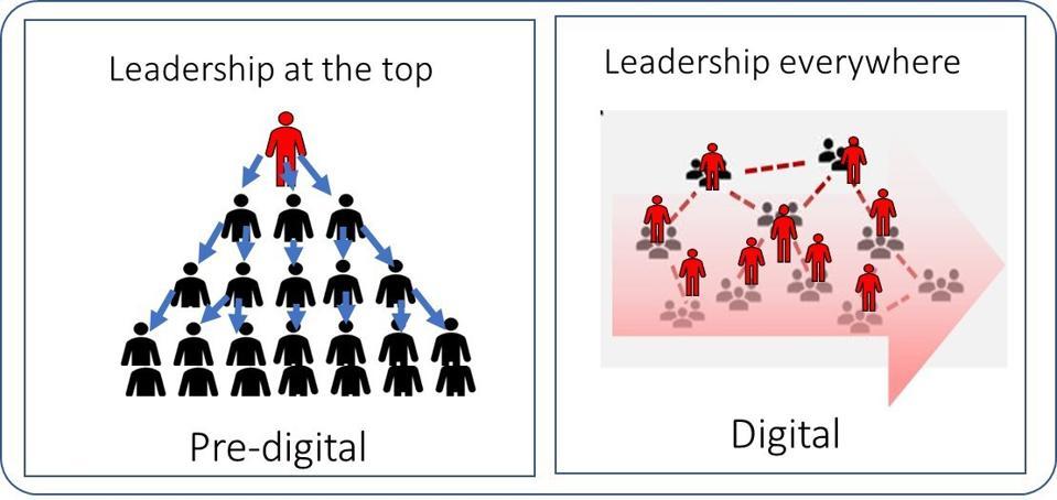Figure 4: Leadership everywhere