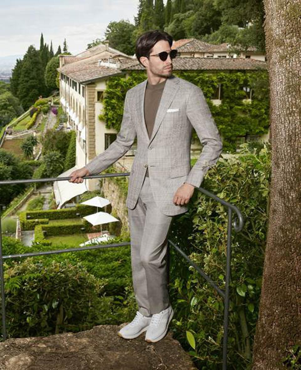 STEFANO RICCI Spring/Summer 2021 Suit