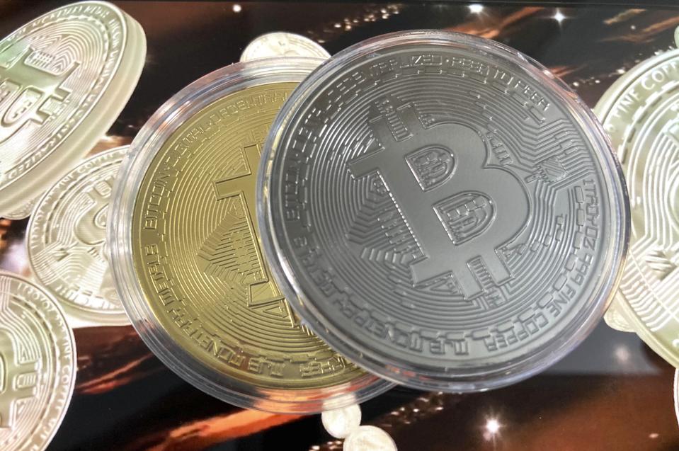Bitcoin plunges below $50K - 4/23/21