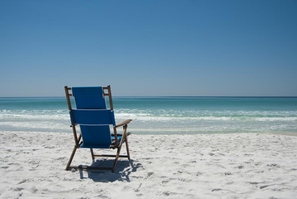 Sandestin Beach, Florida - Beach Chair