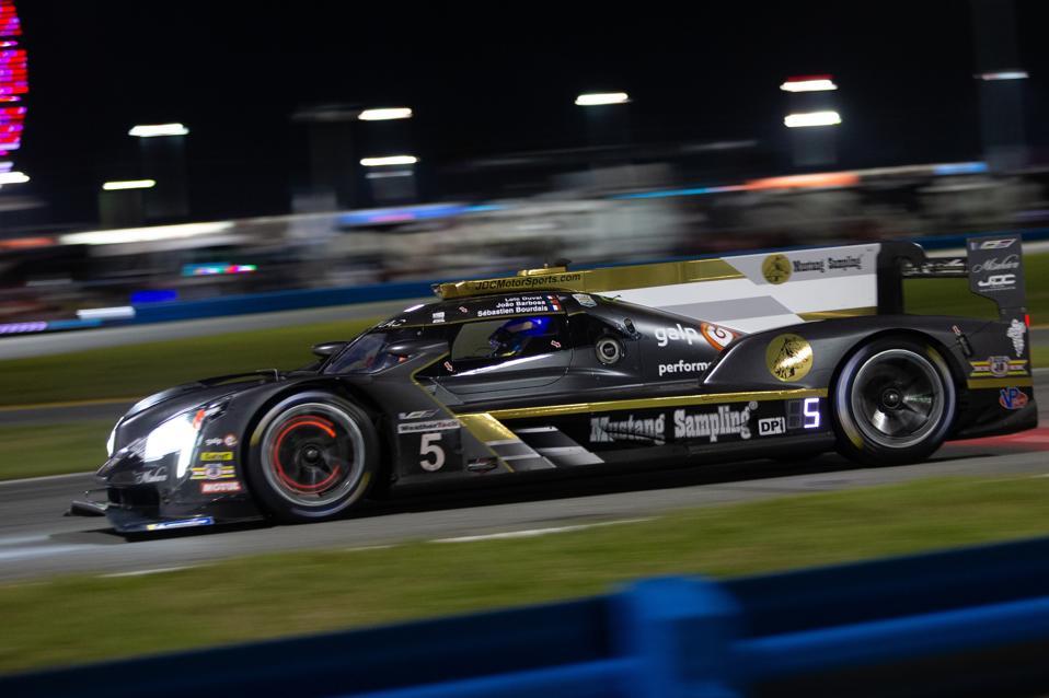 AUTO: JAN 25 IMSA Rolex 24 at Daytona