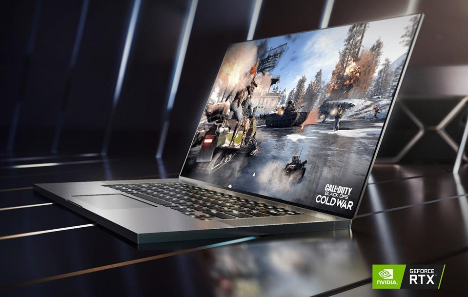GeForce RTX 3050 Laptop GPU