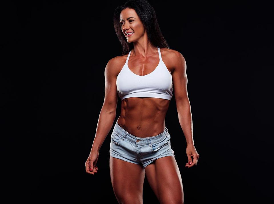 Kim Constable, Founder at The Sculpted Vegan