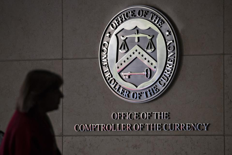 New OCC Acting Comptroller  References Upcoming Review Of Key Regulatory Standards