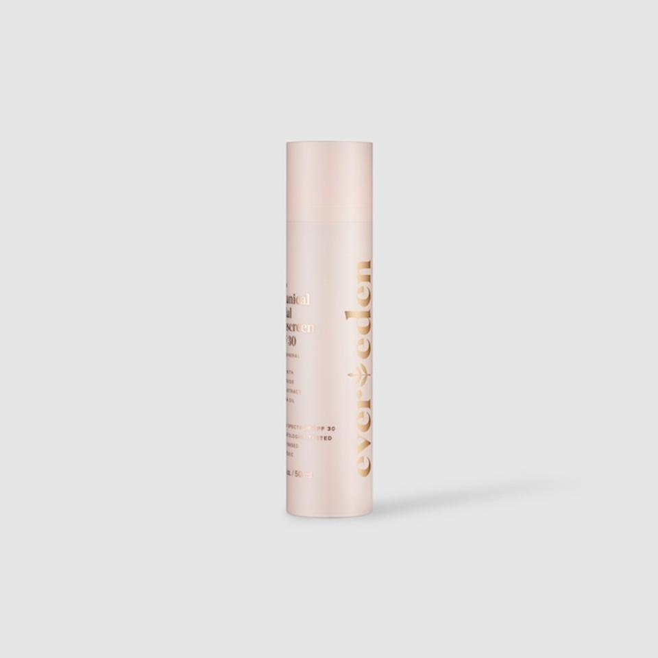 Evereden Sheer Botanical Facial Sunscreen SPF 30