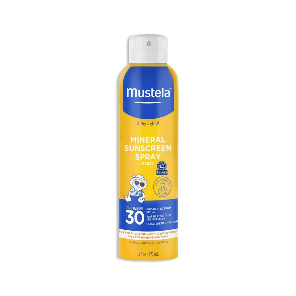 Mustela Mineral Sunscreen Spray SPF 30