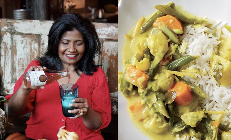 Chef Asha Gomez and her vegetable stew recipe