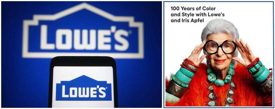 Lowe's is differentiating itself with solution-based rather than product-based retailing.