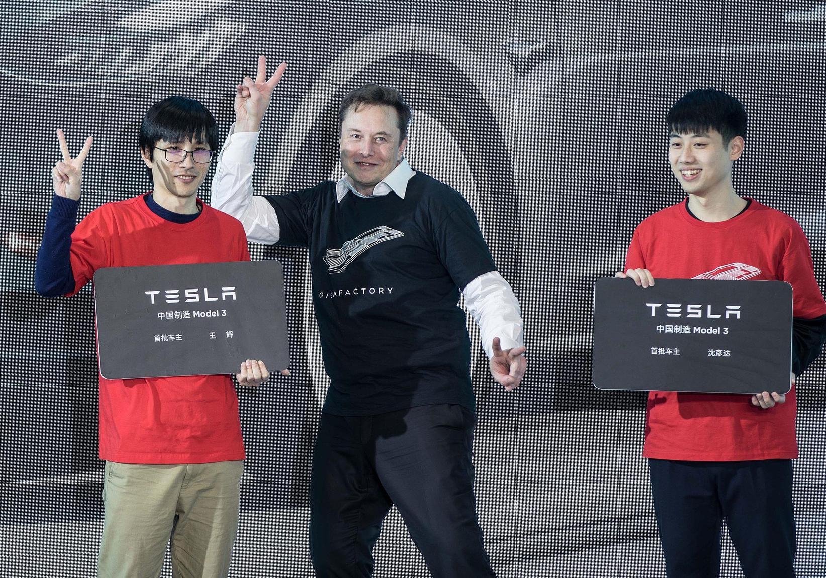 Tesla-China-Shares-Drop