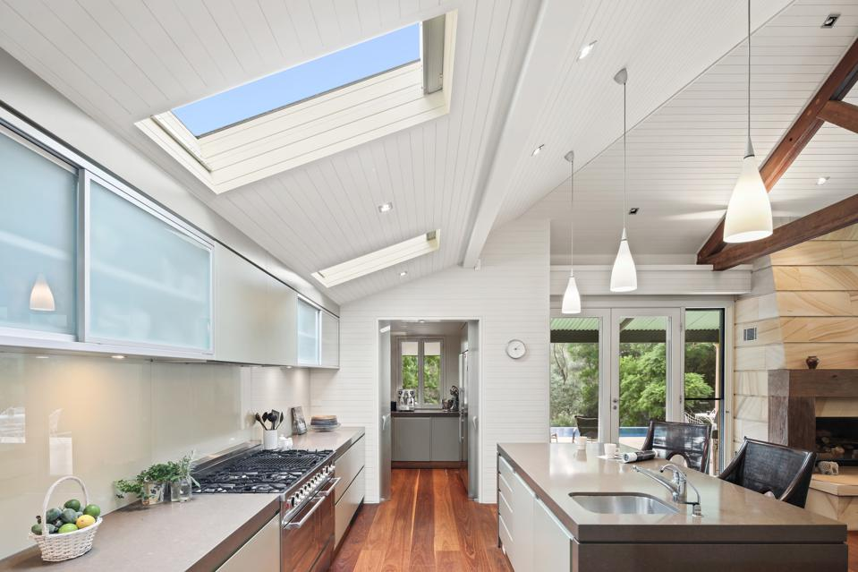 kitchen inside venetiaville estate 1235 West Portland Rd Sydney New South Wales Australia