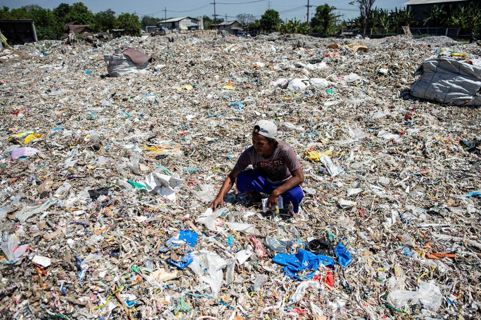 INDONESIA-ENVIRONMENT-WASTE