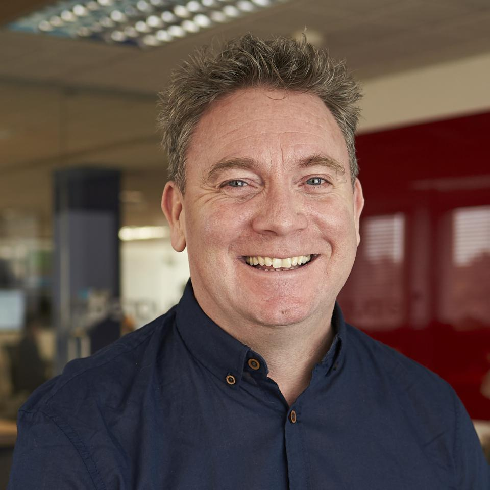 TVsquared Co-Founder and CEO Calum Smeaton