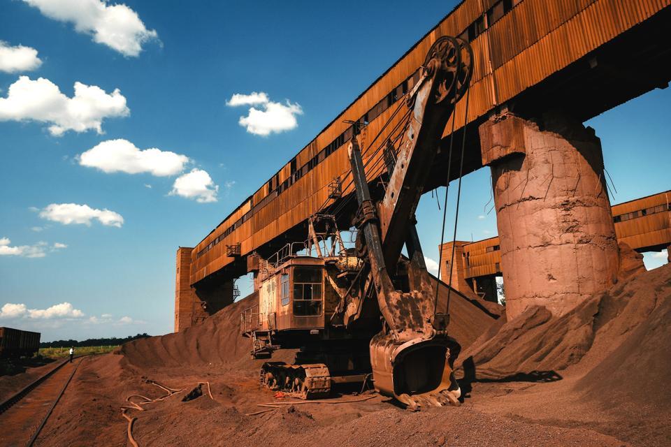 Zaporizhzhia Iron Ore Plant