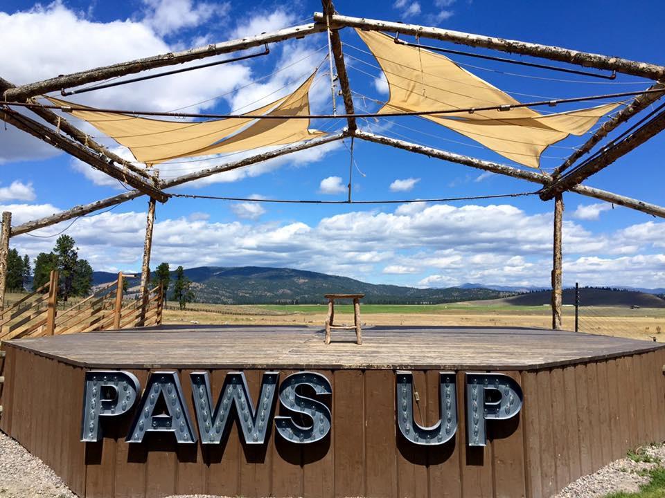 Paws Up, Montana