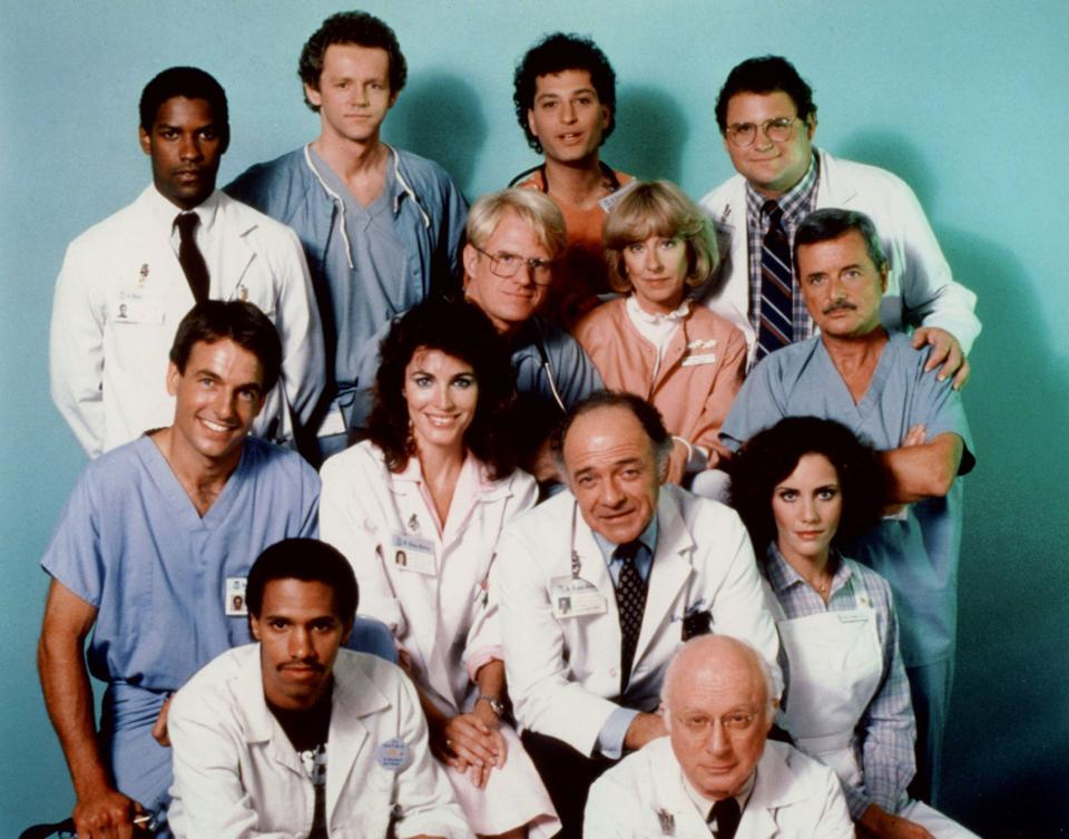Originally scheduled for only four episodes in season one of ″St' Elsewhere″, Lloyd became a regular for the remainder of the series, which ended in 1988.