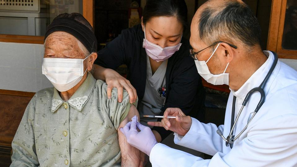 JAPAN-HEALTH-VIRUS-VACCINE
