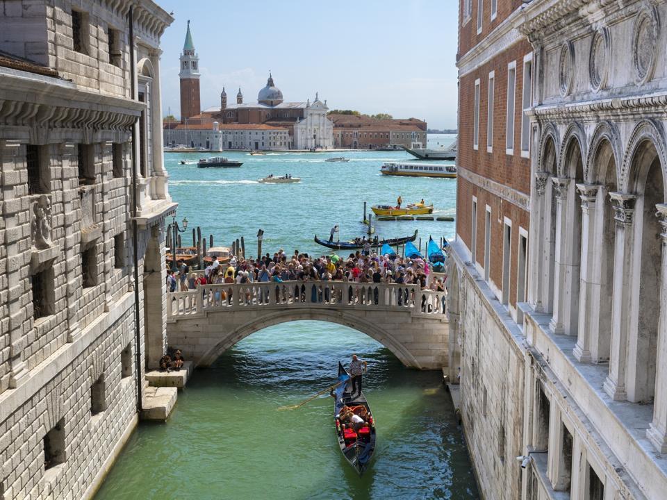 The Ponte della Paglia, Venice 2