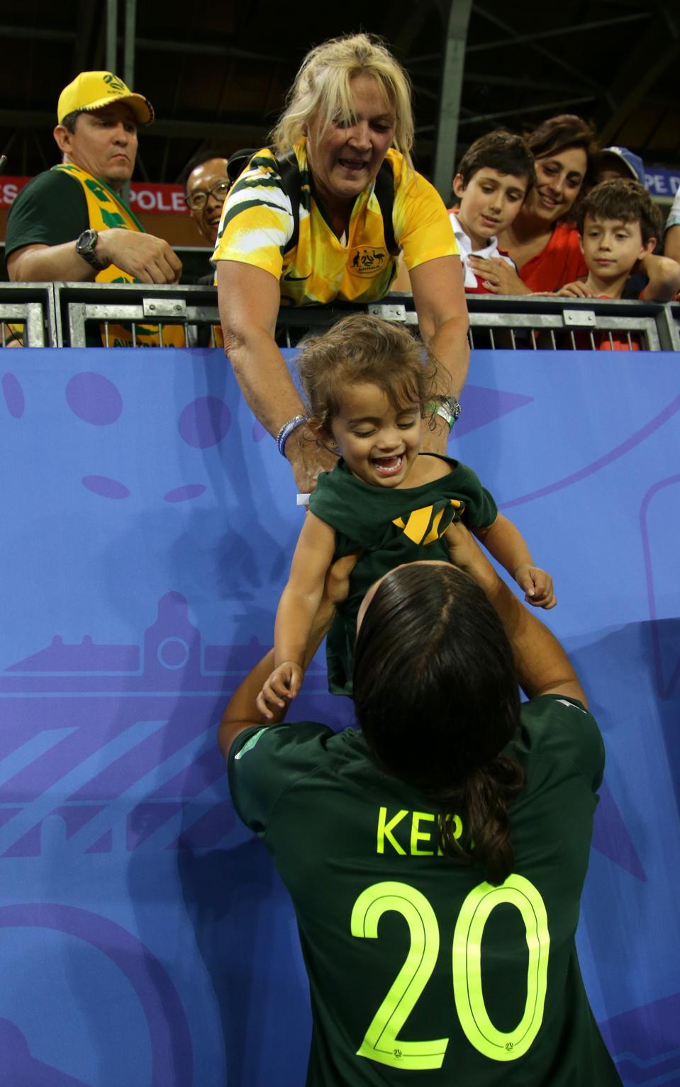 Jamaica v Australia: Group C - 2019 FIFA Women's World Cup France