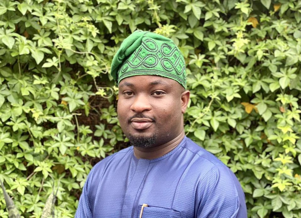 Kola Lamikanra, Founder of Lingua54