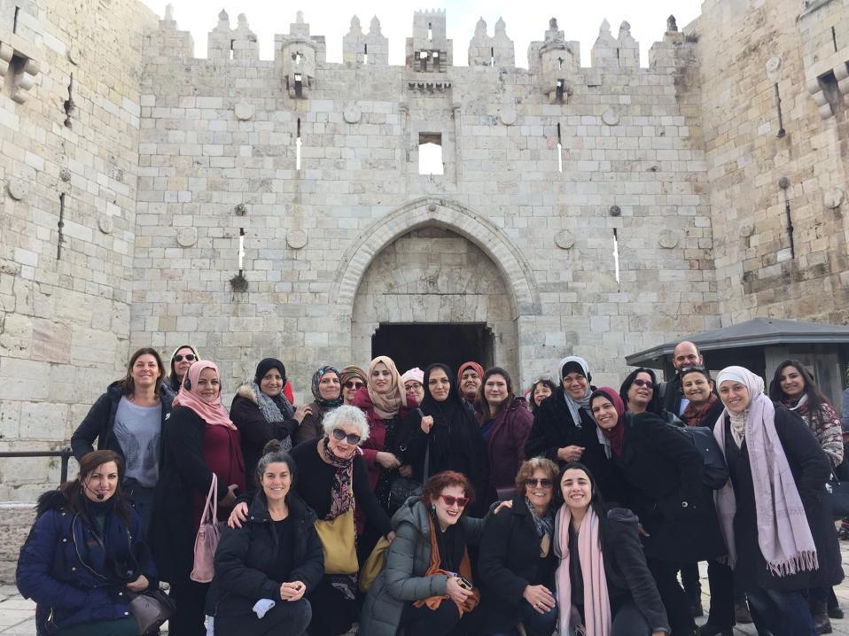PCFF women leaders