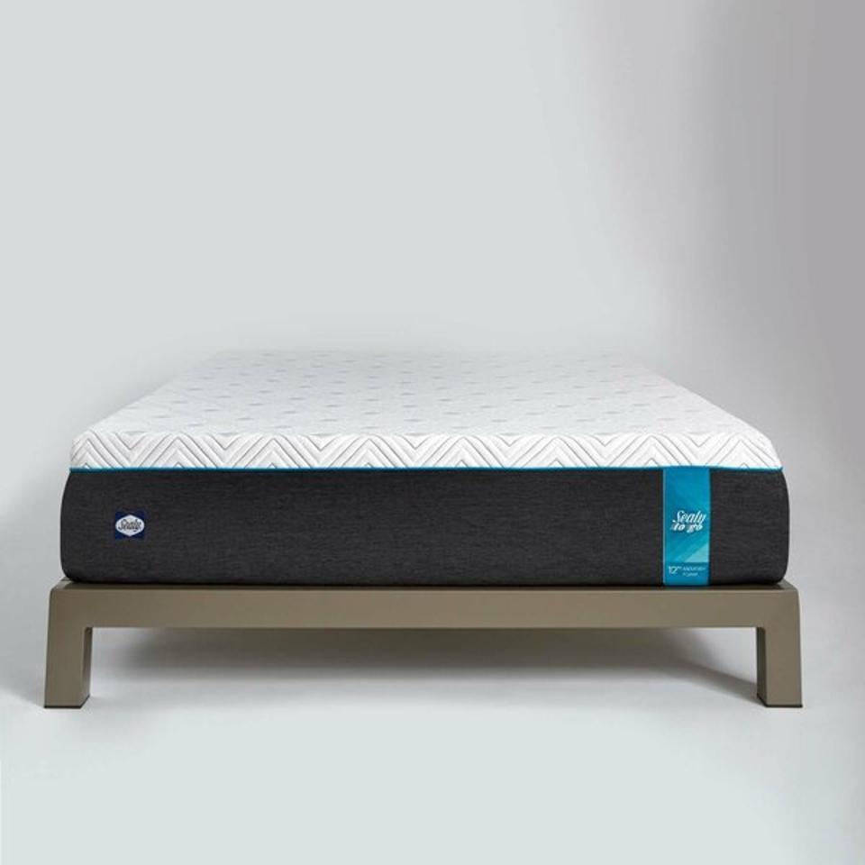 Best mattress sales: Sealy 12″ Plush Memory Foam Mattress & Reviews | Wayfair