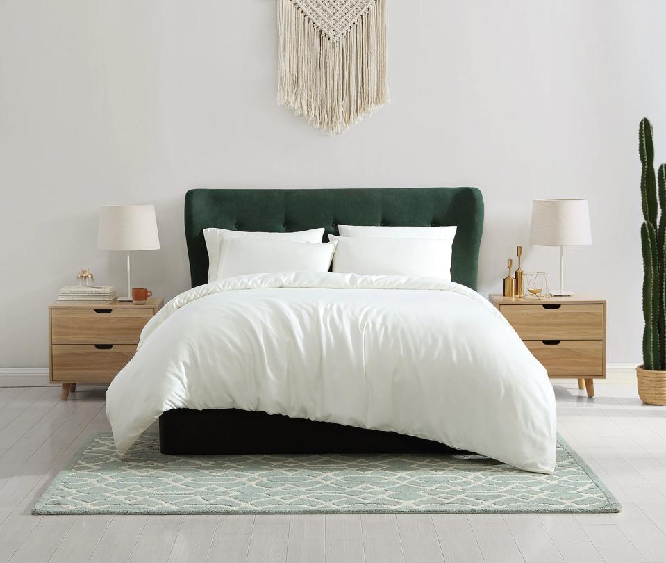 Best mattress sales: Sunday Citizen Premium Bamboo Duvet Cover (Queen)