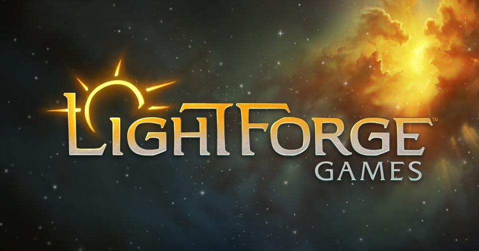 Lightforge Games officially announced its $5 million startup funding today.