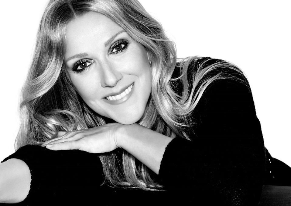 Music star Celine Dion