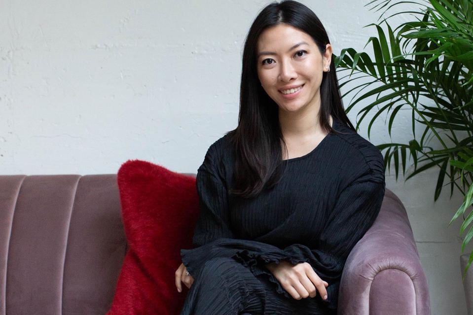 Cocokind founder Priscilla Tsai