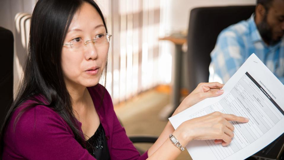 Fisheries researcher Chin Yee Chan builds models to predict the future of fish.