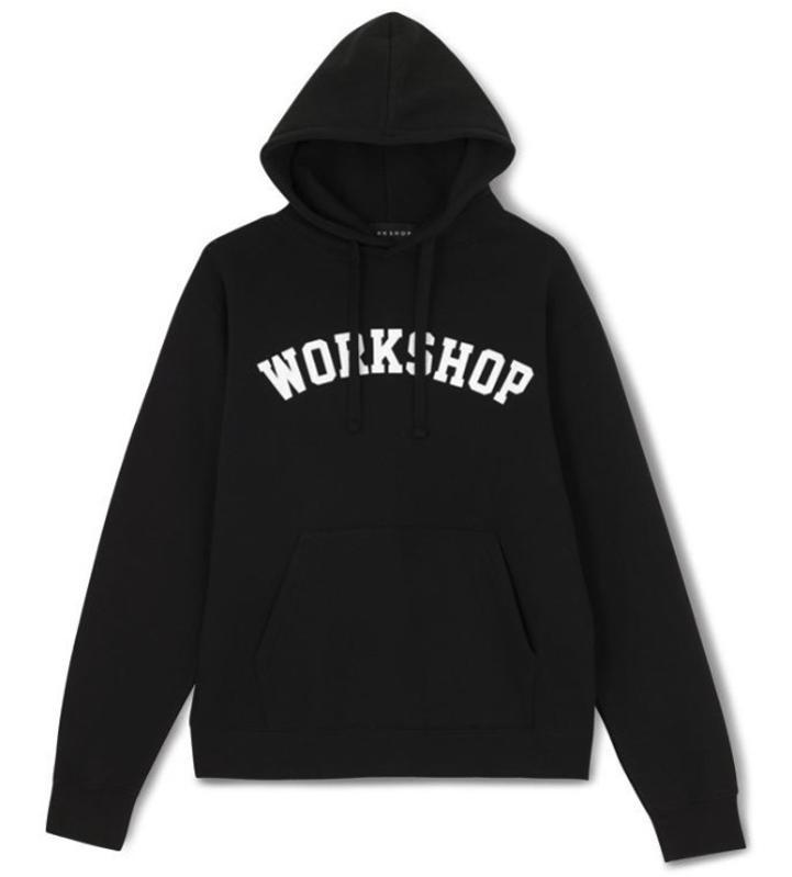 Unisex Hoodie by WORKSHOP