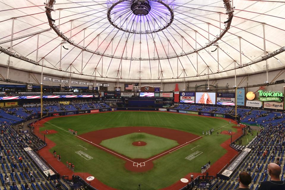 Houston Astros v Tampa Bay Rays