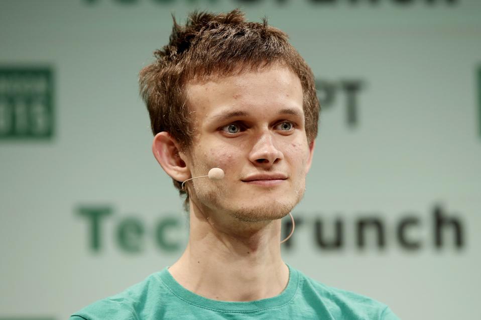 Vitalik Buterin, Ethereum's co-founder