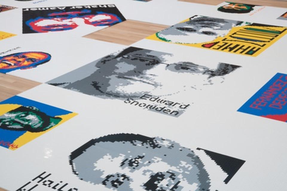 Ai Weiwei Trace