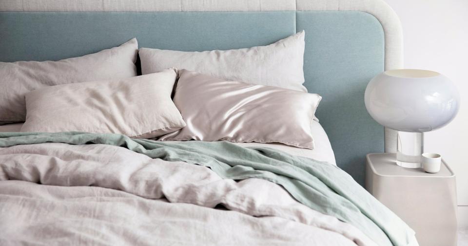 Best bed sheets: Cultiver Linen Sheet Sets