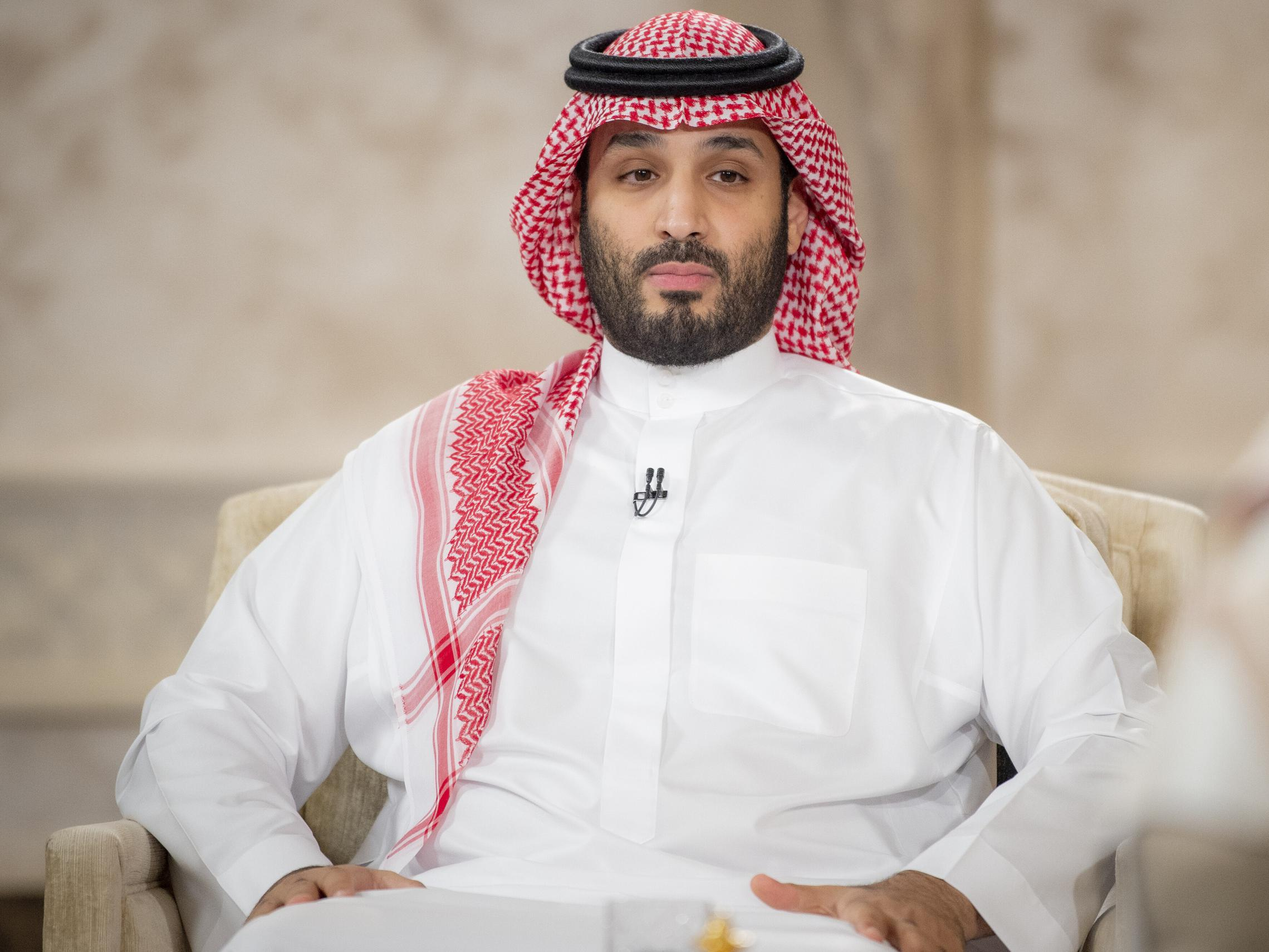 Crown Prince of Saudi Arabia Mohammed bin Salman