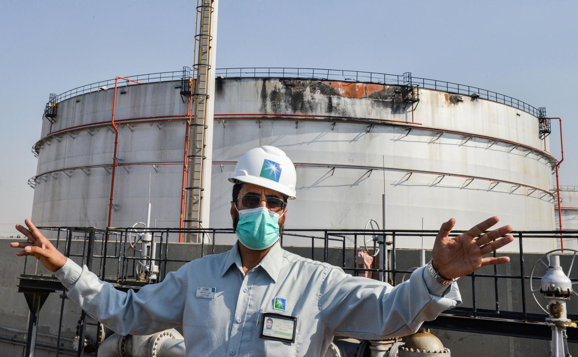 SAUDI-YEMEN-CONFLICT-ENERGY-ARAMCO