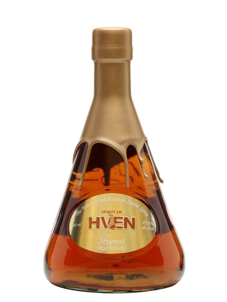 Spirit of Hven, Hvenus Rye Whisky
